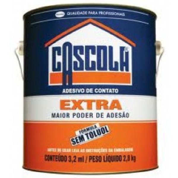 COLA CASCOLA EXTRA 2.8 KG CONTATO   CASE3