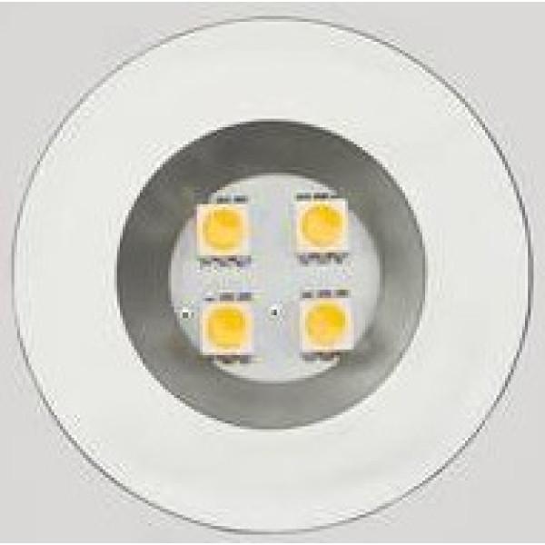 LUMINARIA LED CIRCULAR 13405 110/220V AL FRIO