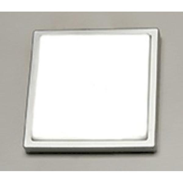 LUMINARIA LED SLIM QUADRADA 13708/F ESC BIVOLT